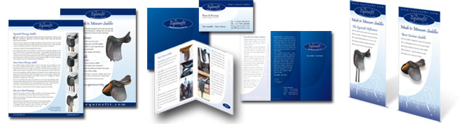 Marketing services - design and print